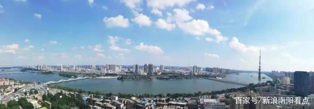 三年总投资922.77亿元!南阳中心城区将迎来大变化